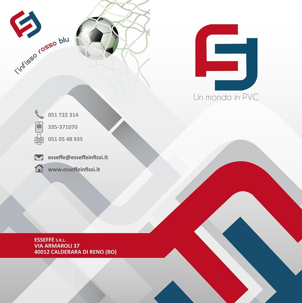Esseffe Infissi: grafica e sito web by WebCreAttivo