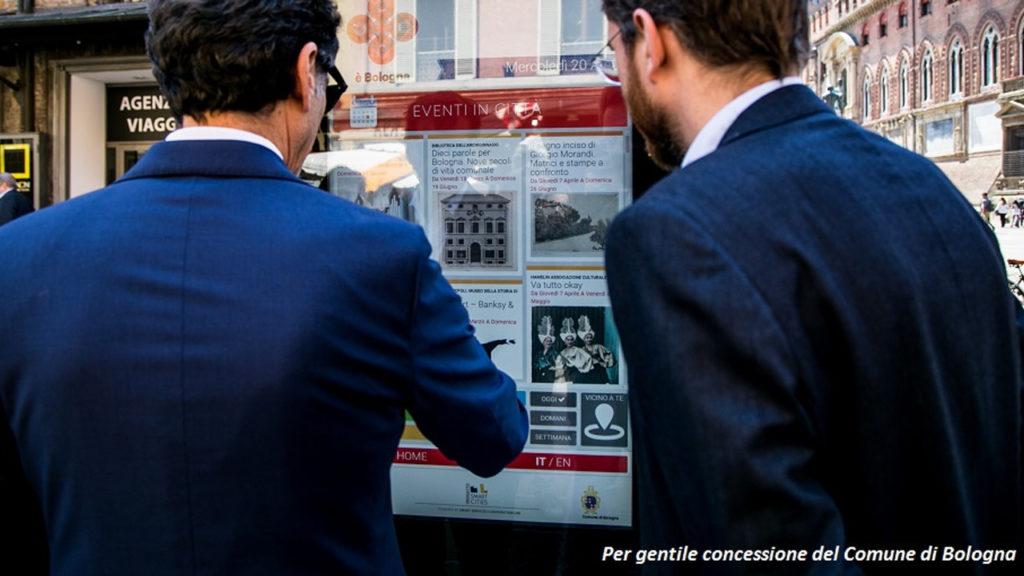 smart city living lab a bologna