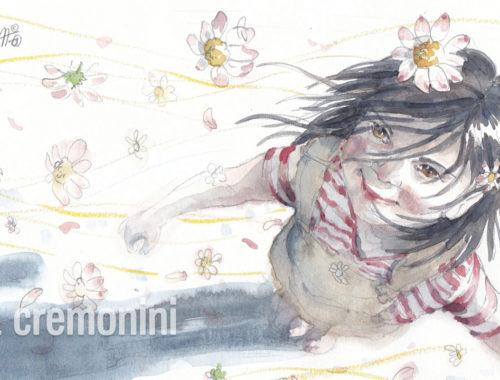 Creazione del sito web Marina Cremonini Illustratrice